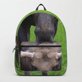 Bullwinkle Bull Backpack