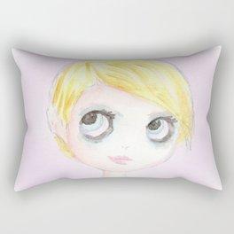 LOLA FROM TRANSPORTER 2 Rectangular Pillow