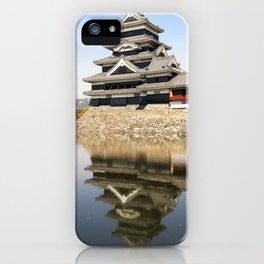 Matsumoto Castle iPhone Case
