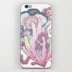 cephalopoda amanita iPhone Skin