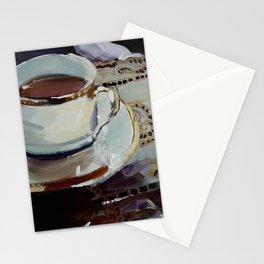 Fancy Coffee Stationery Cards