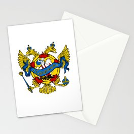 Russia Сборная (Sbornaya, The National Team) ~Group A~ Stationery Cards