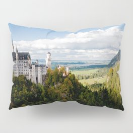 Magic castle Pillow Sham