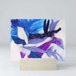 Thrilled! Mini Art Print