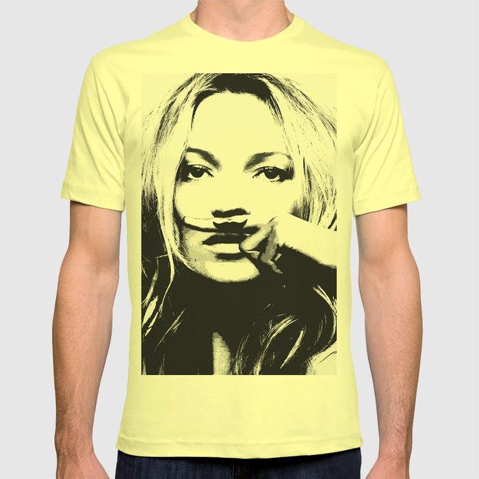 Kate Moss print, Fashion, Scandinavian, Wall Art, Minimal, Modern T ...