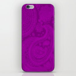 Paisley 3 iPhone Skin