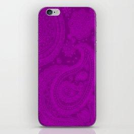 Paisley 3 iPhone Skin