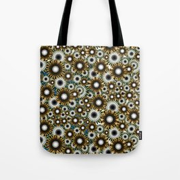 Floral-005a Tote Bag