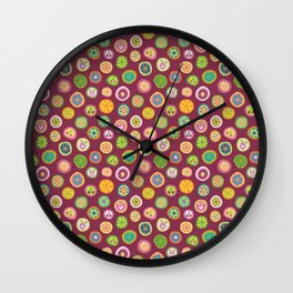 Candy is Dandy Wall Clock