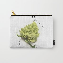 Edible Ensembles: Romanesquo Carry-All Pouch
