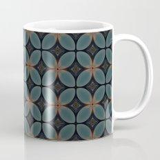 Metallic Deco Blue Mug
