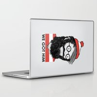 waldo Laptop & iPad Skins featuring We Got Him by Nikoby