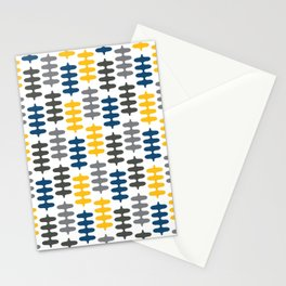 Joy collection - Yellow leaves Stationery Cards