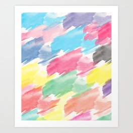 Abstract 38 Art Print