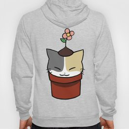 Potted Cat Hoody