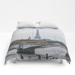 Paris, France II Comforters