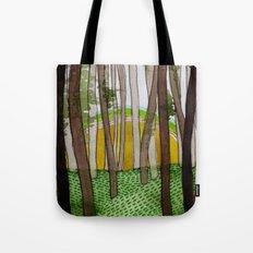 Landscapes / Nr. 5 Tote Bag
