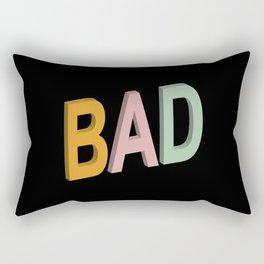 BAD! Rectangular Pillow