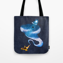 Greater than all the magic Tote Bag