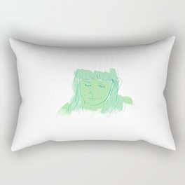 Alessi's Ark, another portrait I made, for purchasing here Rectangular Pillow