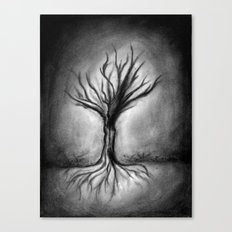 Untitled (Wraith) Canvas Print