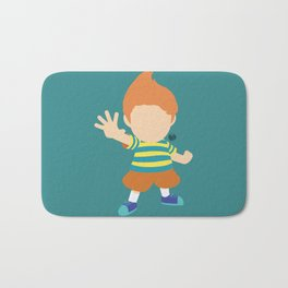 Lucas(Smash)Claus Bath Mat
