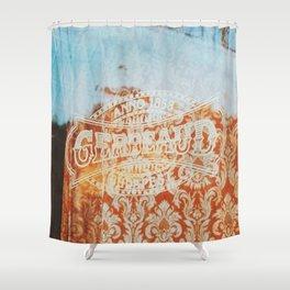 Cafe Gerbeaud - Budapest Shower Curtain