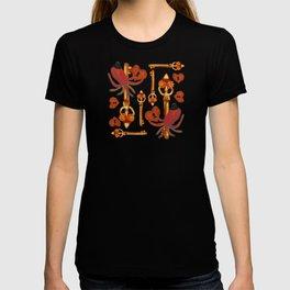 Octopus Valentine T-shirt