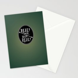 Real Stationery Cards