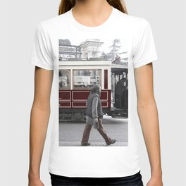 tram in İstanbul T-shirt