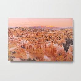 Bryce Canyon Magic  Metal Print