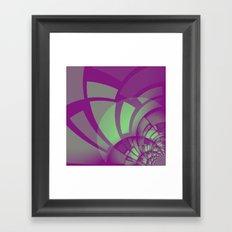 Nailpolish Framed Art Print