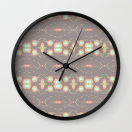 LAZOS DE AMOR Wall Clock