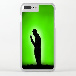 Honey, You Should See Me in a Crown Clear iPhone Case
