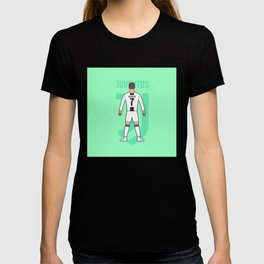 Cristiano arrives in Turin T-shirt