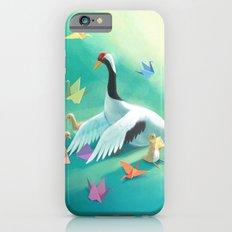 Origami Cranes iPhone 6s Slim Case