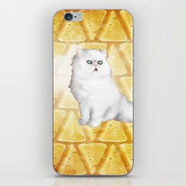 Manchego of Vhamster iPhone Skin