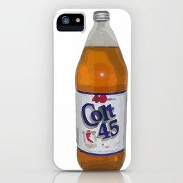 Colt 45 iPhone Case