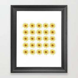 Tournesol Framed Art Print