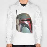 boba Hoodies featuring Boba Fett by McKenzie Nickolas