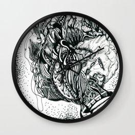 Flem Wall Clock