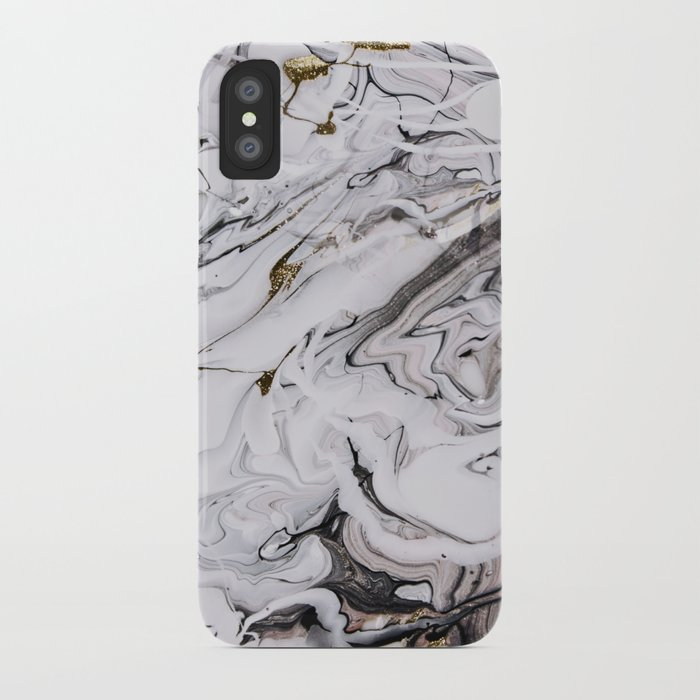Chic Marble iPhone Case