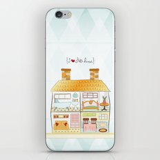 I {❤} Dollhouse iPhone & iPod Skin