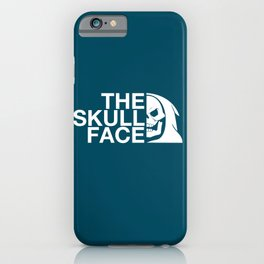 The Skull Face iPhone Case