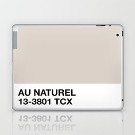 au naturel Laptop & iPad Skin