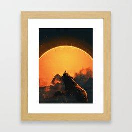 Easy Changes Framed Art Print