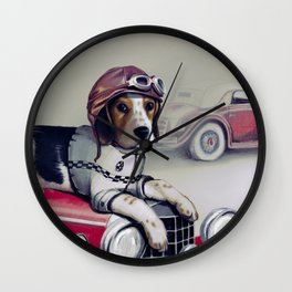 Copilot Wall Clock