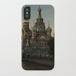 Church of the Savior on Blood iPhone Case