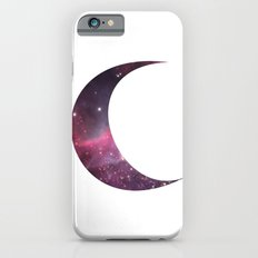 cosmic crescent moon Slim Case iPhone 6s
