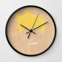 Minimalist Kittan Wall Clock